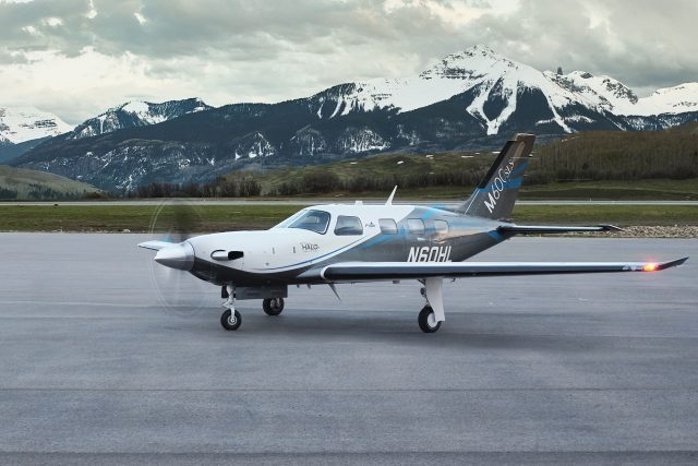 Piper M600 SLS: The First Production Plane That Lands Itself