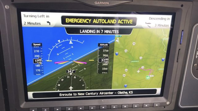 Teaching Garmin Autoland To Think Like A Pilot