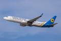 Ukraine International Boeing 7373-800