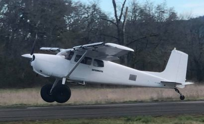 World's Coolest Cessna 175 Skylark. It Has Slats!