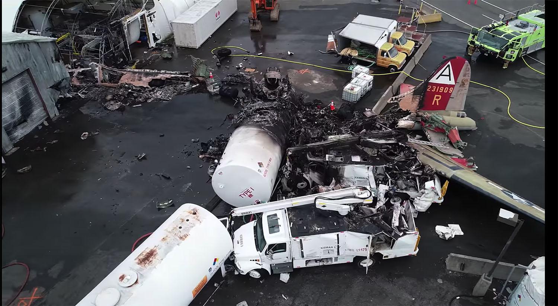Breaking News: FAA Hammers Collings Foundation on Bradley B-17 Crash