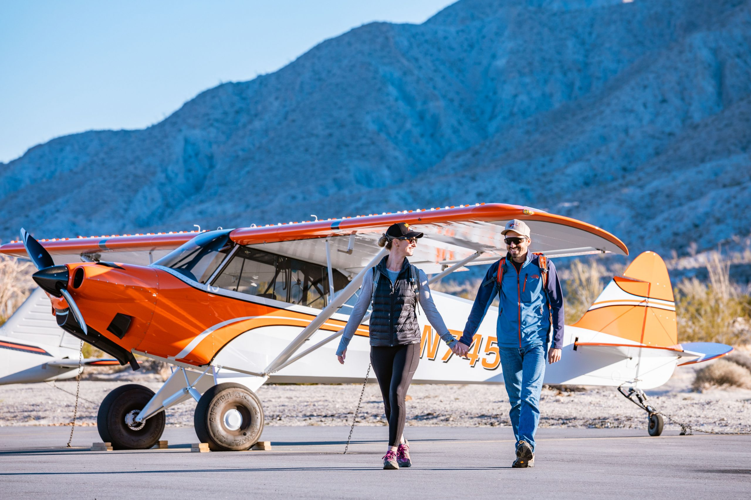 Plane & Pilot Photo Of The Week From Jackie Steiner
