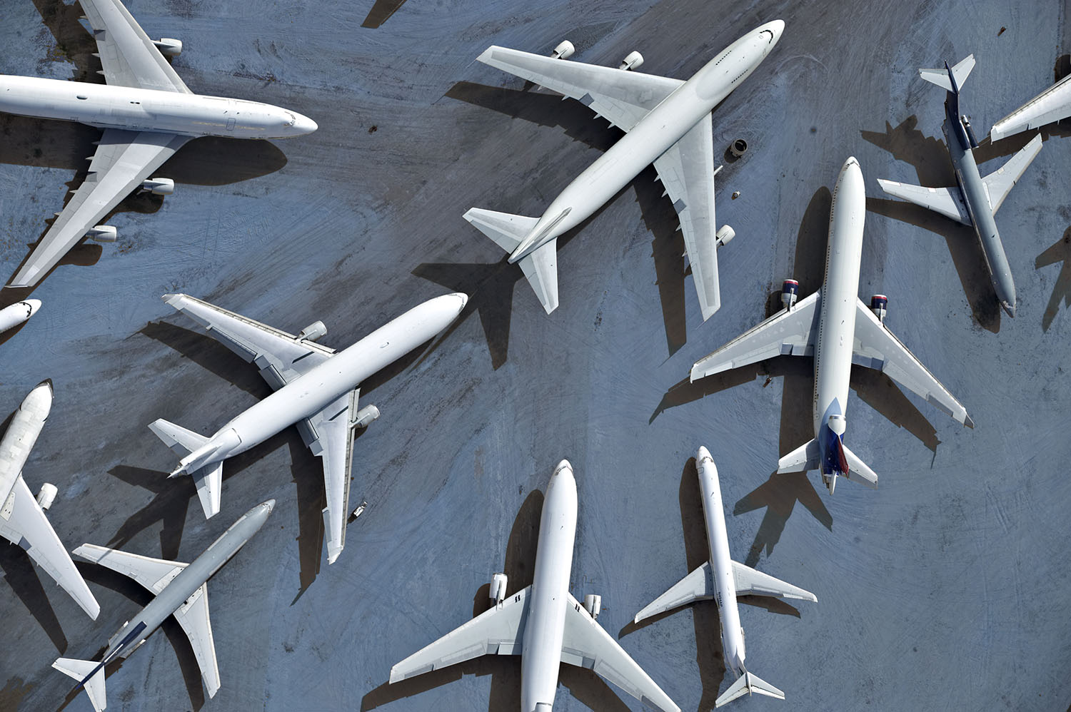 New DOT Rules Would Guide Airlines As They Seek To Stem Losses