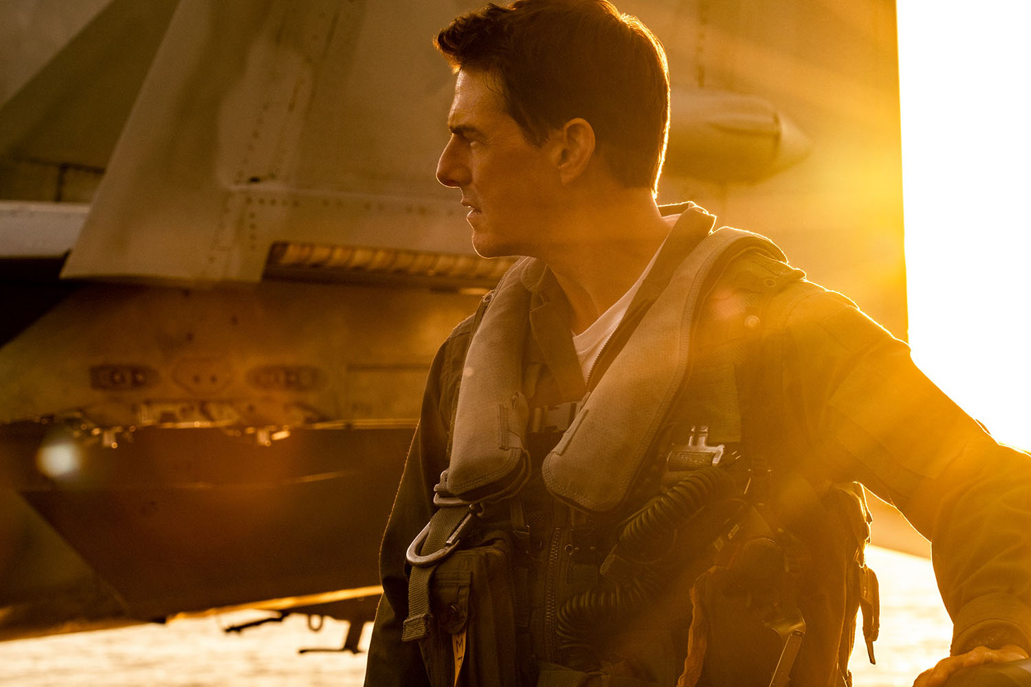 Tom Cruise Tells US Navy He Wants To Fly F/A-18: Here's What The Brass Said