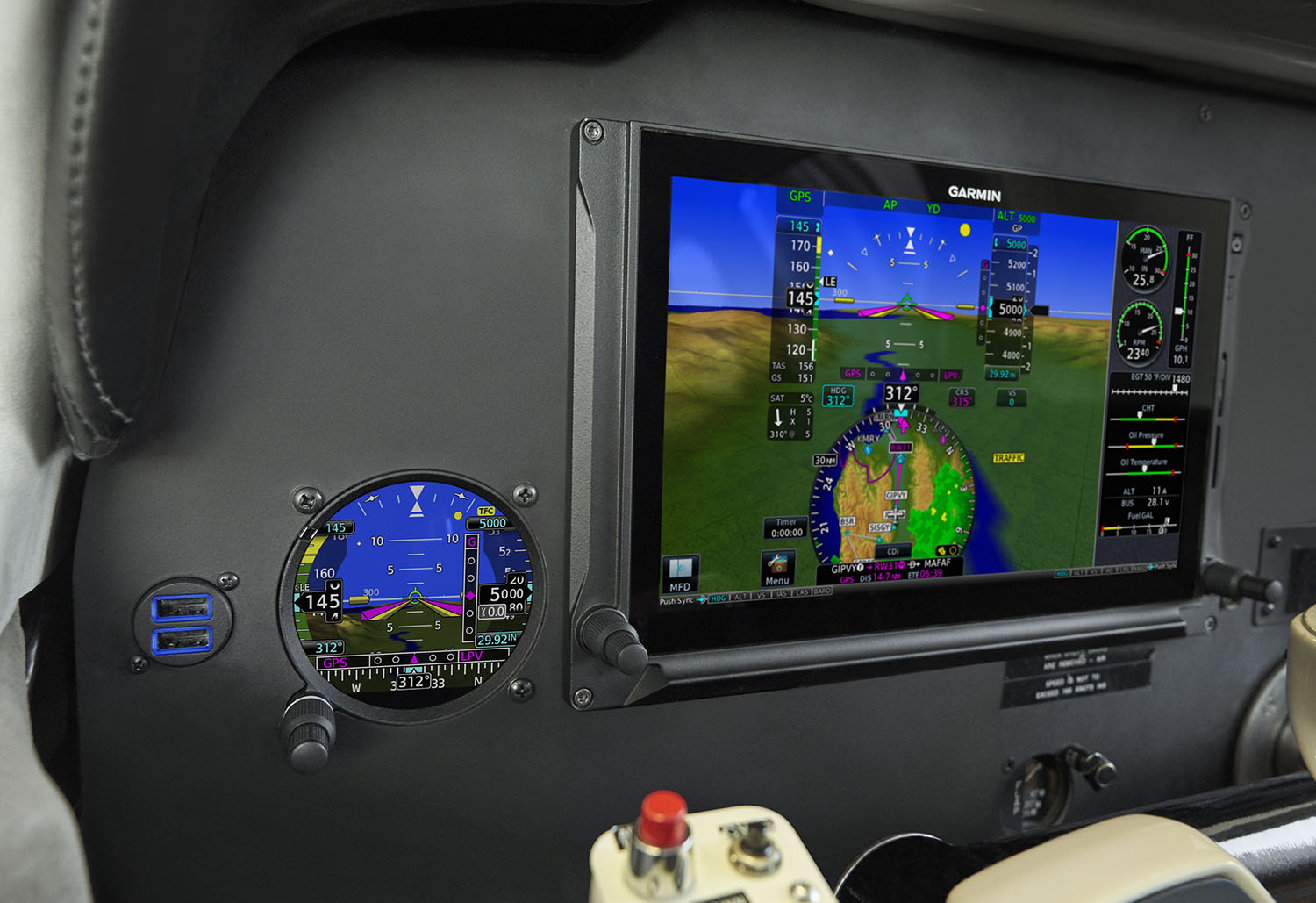 Garmin GI 275: Flight Instrument Revolution