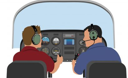 Op Ed: Flight Training Will Come Back Stronger And Sooner Than You Thought