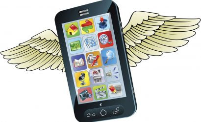 Learn how a cell phone can be a life saver.