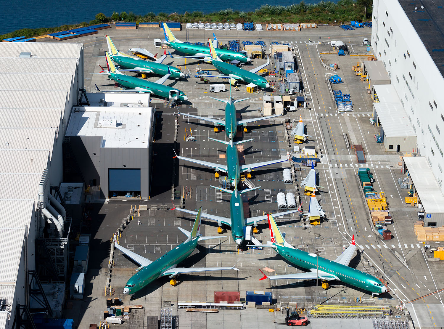 Feds: Boeing 737 MAX Will Need Additional Redundancies To Fly Again