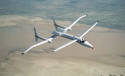 This Incredible Plane: Scaled Composites Proteus