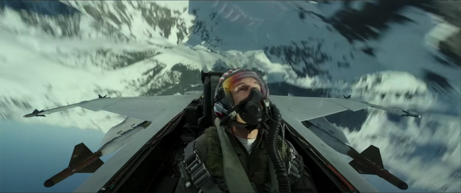 "Video: Think ""Top Gun: Maverick"" With Tom Cruise Is More Of The Same? Think Again."