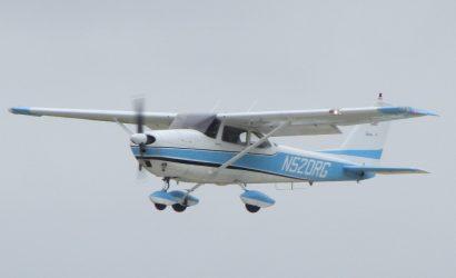 Snap Roll Quiz Time! Cessna Skyhawk