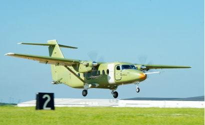 Brand-New Cessna Twin Flies For The First Time