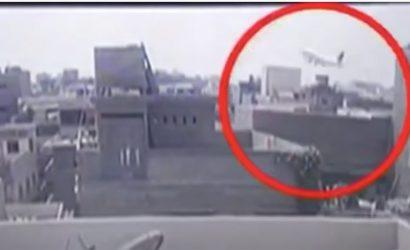 Video Of Pakistan International Airbus Crash, Plus Shocking Development