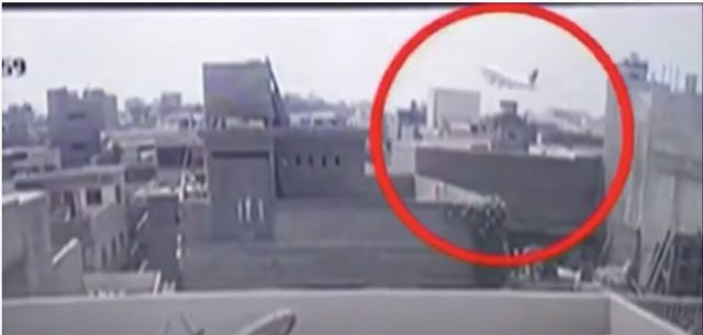 Video Of Pakistan International Airbus Crash, Plus Shocking Development