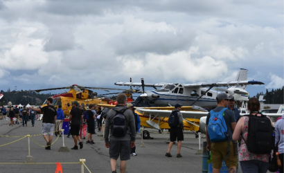 2020 Abbotsford Airshow Canceled