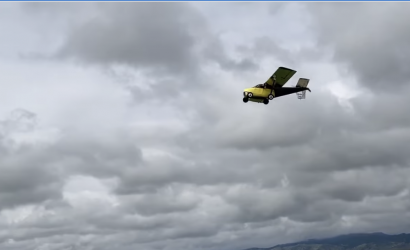 Video Of The Week: Aerocar Flyby