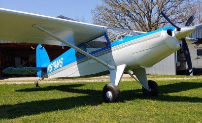 Bearhawk 5 Takes Flight