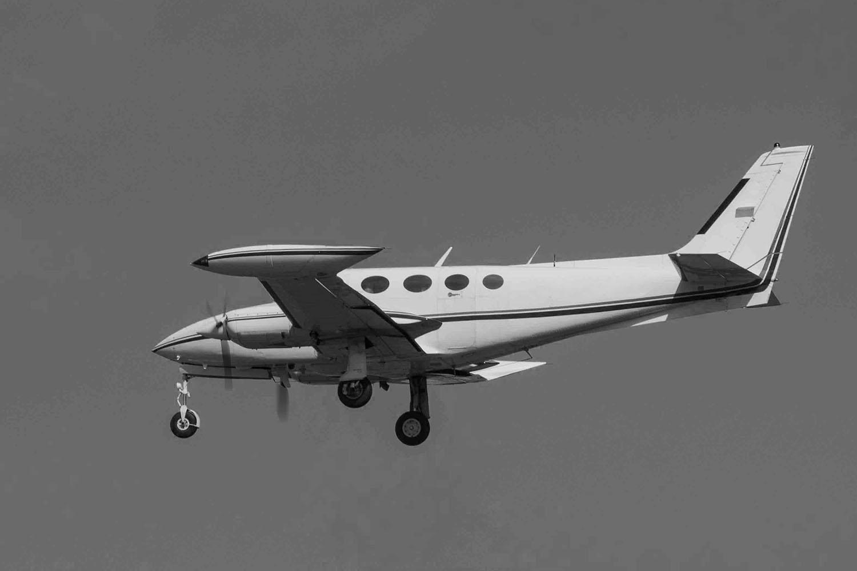 Cessna 340A Crash On Approach In IMC