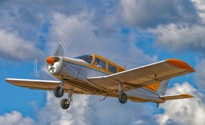 Snap Roll Quiz! Piper PA-28 Cherokee