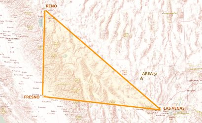 Mysteries of Flight: The Nevada Triangle