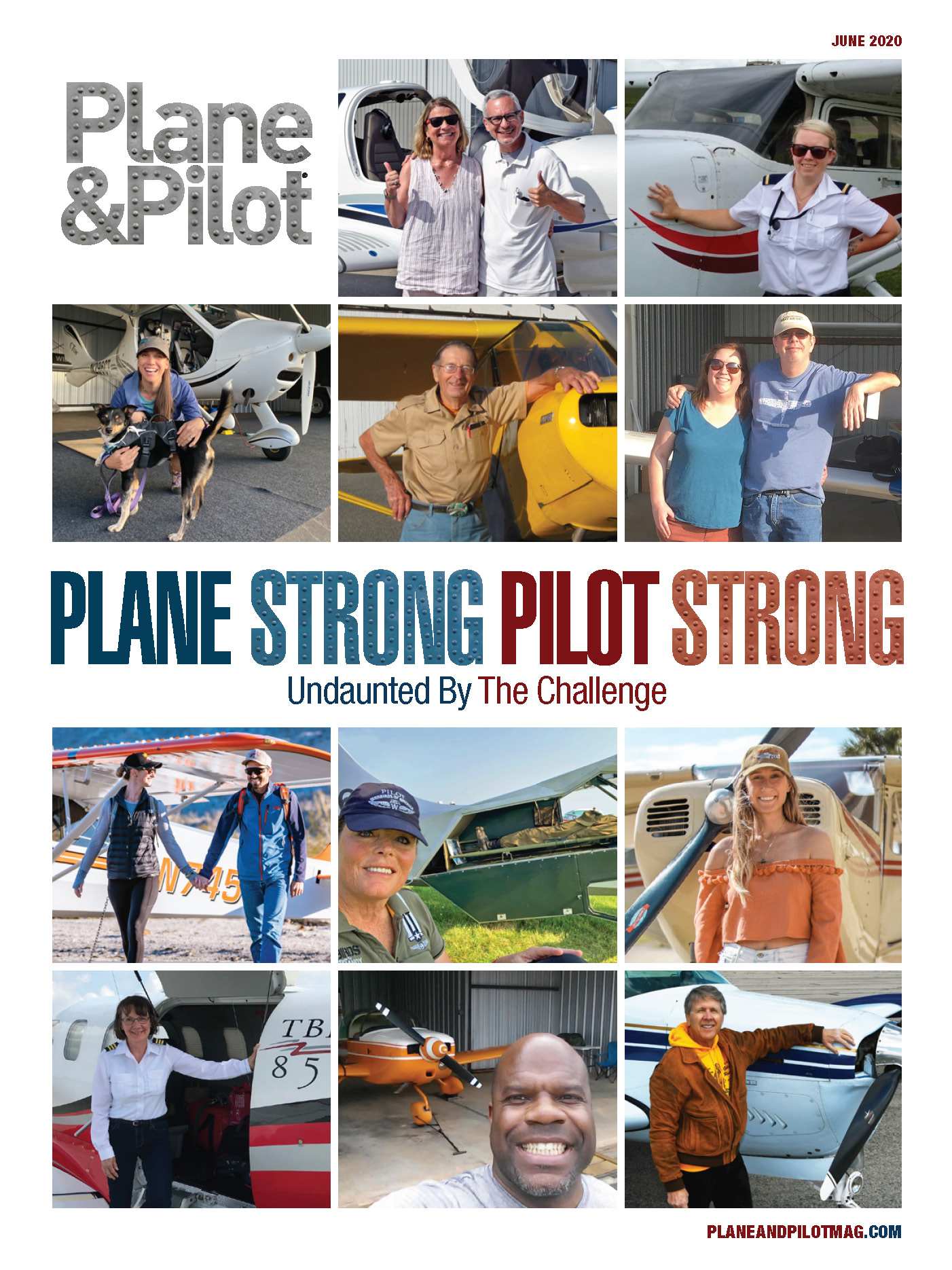 Plane Strong, Pilot Strong: Undaunted In The Face Of Challenge