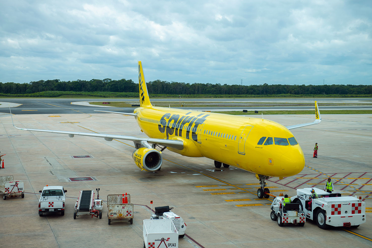 Passenger Targeted In Bloody Attack On A Spirit Airlines Flight