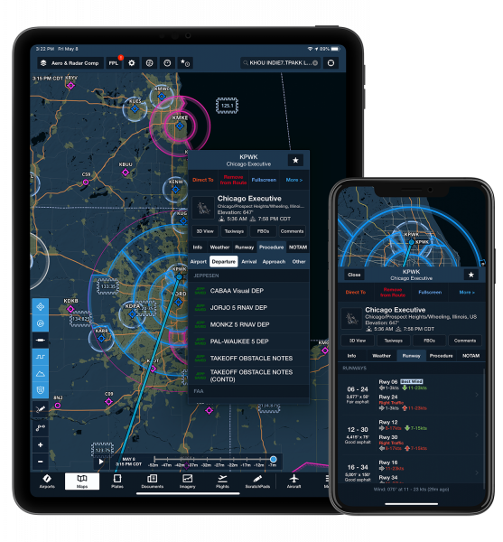 ForeFlight Breaks With Tradition, Releases Update Info Early