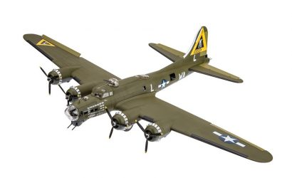 Gear For Pilots: A B-17G Model, A Guide To Buying Airplanes And More