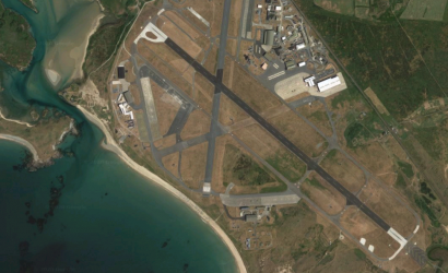 PC12 Pilot Lands On Closed Runway At Military Base To Be Close To The Beach