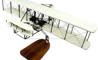 A Wright Flyer Model, Instrument Coasters, And More Gear For Pilots