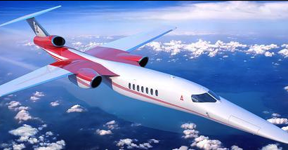 Boeing Makes Big Coronavirus Move On Supersonics
