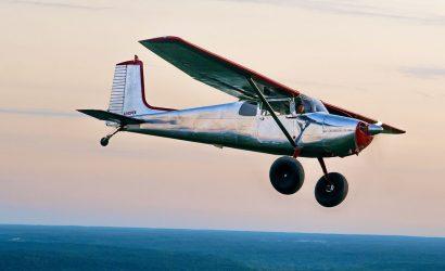 Plane & Pilot Photo Of The Week: Brian Jenkins' Bare Metal Beauty
