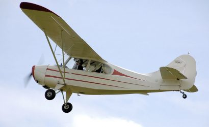 Practice Tailwheel Airplane Skills In A Nosewheel Airplane