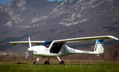 Pipistrel Gets EASA Okay For Electric Plane