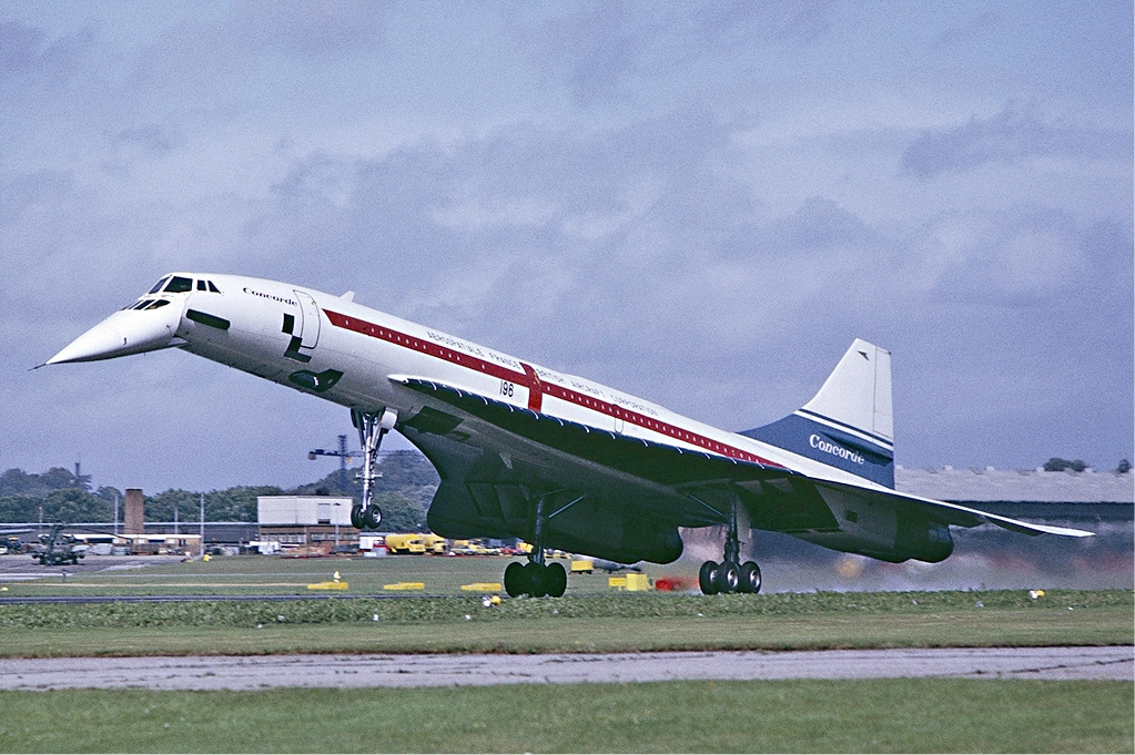 Plane & Pilot named the Concorde a Top 10 Plane of All-Time