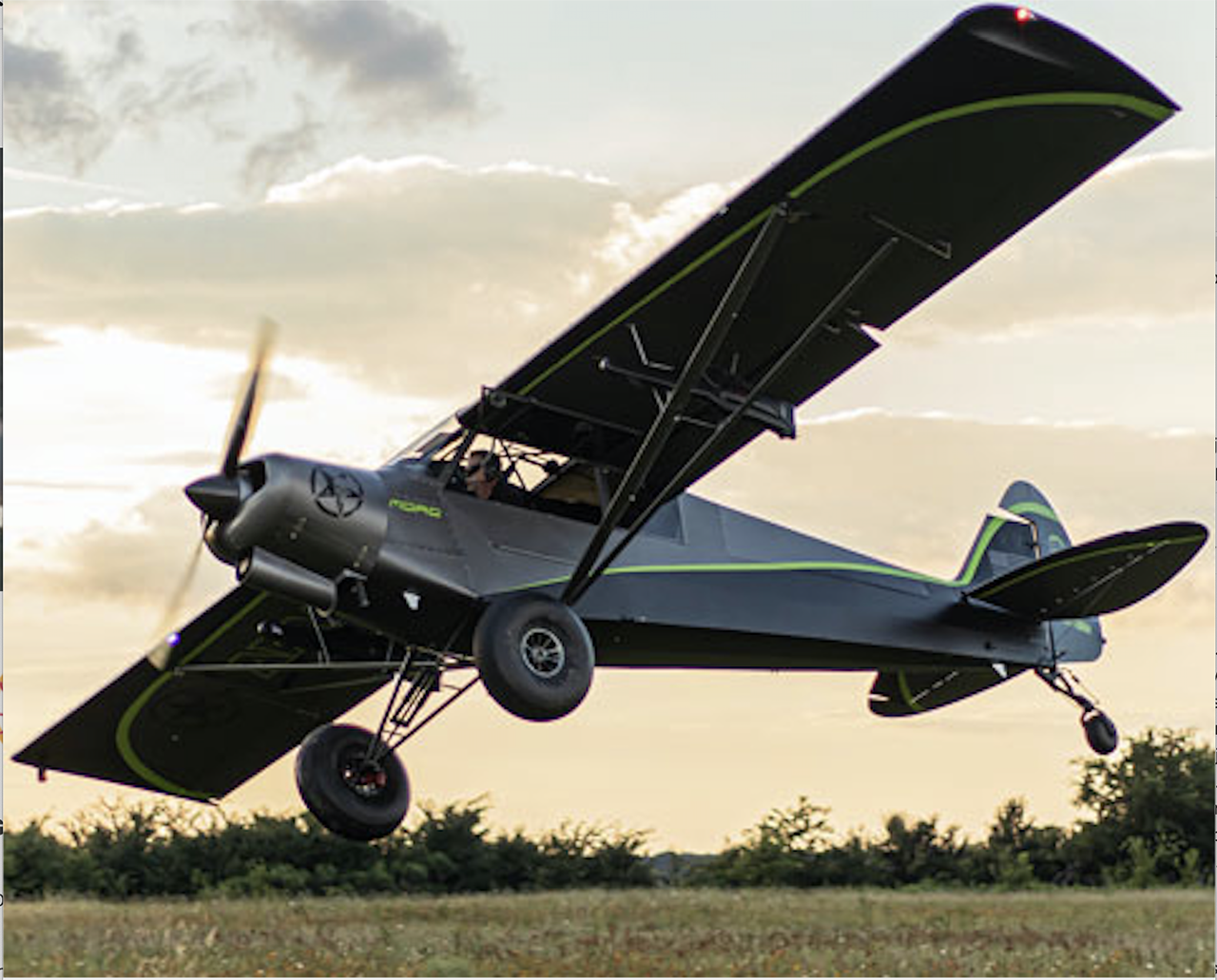 American Legend Aircraft Mother Of All Cubs. Courtesy American Legend Aircraft