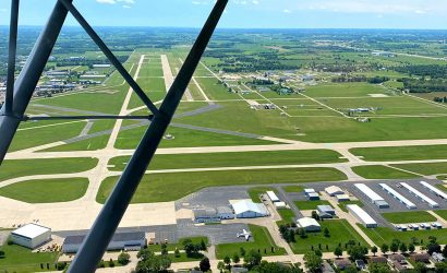 Plane & Pilot Photo Of The Week: Empty Wittman Regional