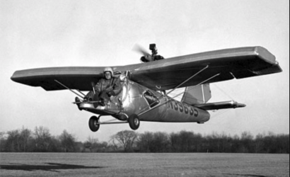 This Incredible Plane: Goodyear Inflatoplane