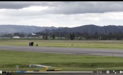 Video Special: King Air Gear Collapses On Landing!