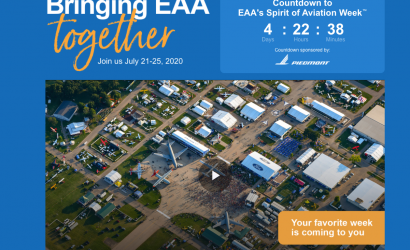 EAA Virtual Oshkosh Ready To Roll