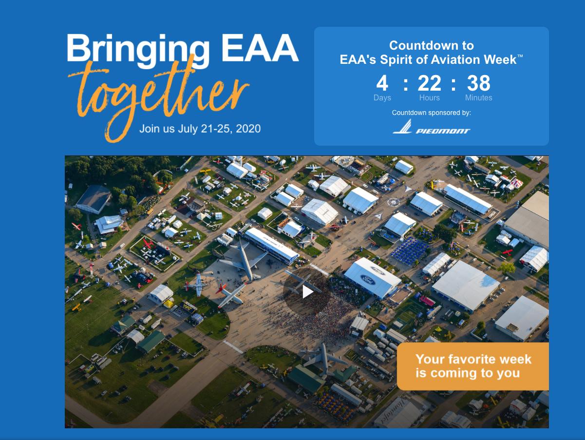 EAA Virtual Oshkosh