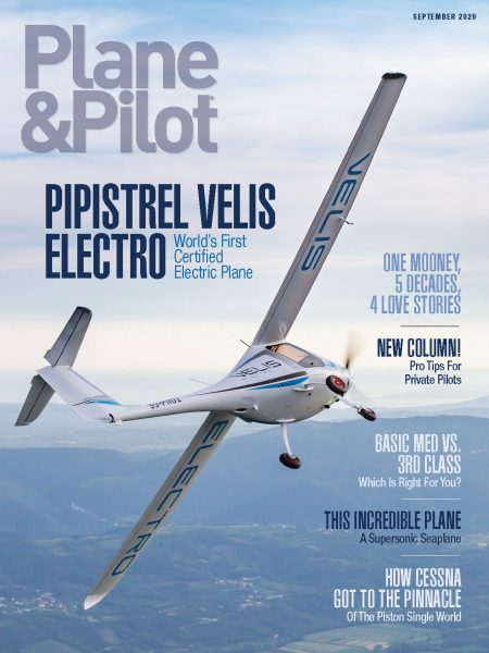 September 2020 Issue of Plane & Pilot