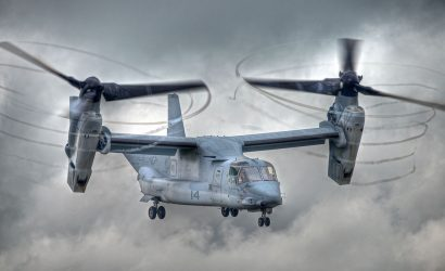Plane & Pilot Photos! Of The Week: V-22 Osprey Art, Science . . . And Conspiracy Theory?