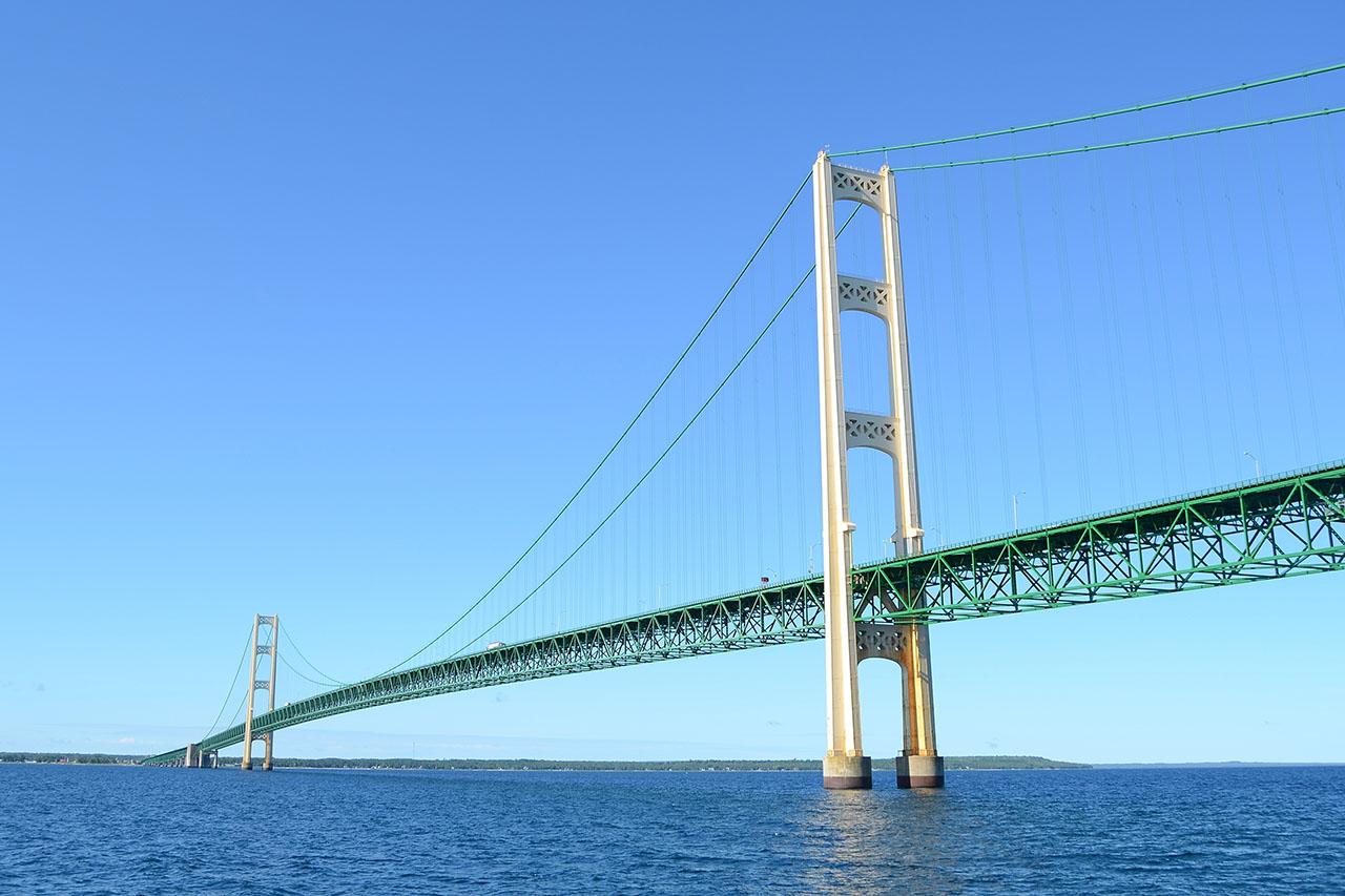 Macinac Bridge