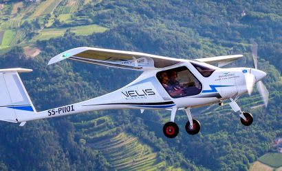 Pipistrel Velis Electro: The World's First Certified Electric Plane