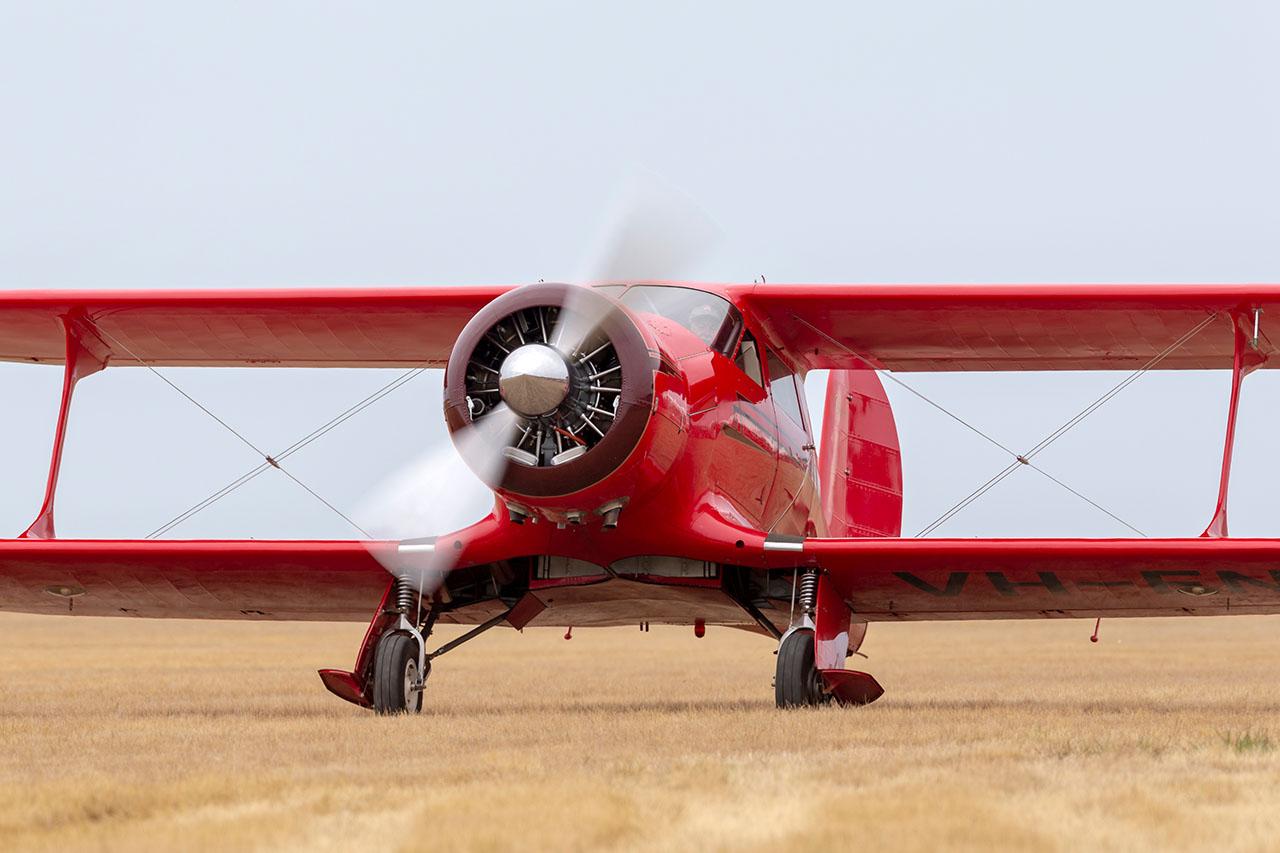 Beech D-17 Staggerwing