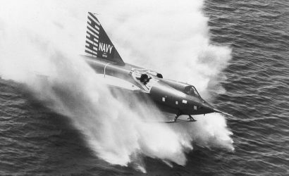 This Incredible Plane: The Convair F2Y Sea Dart
