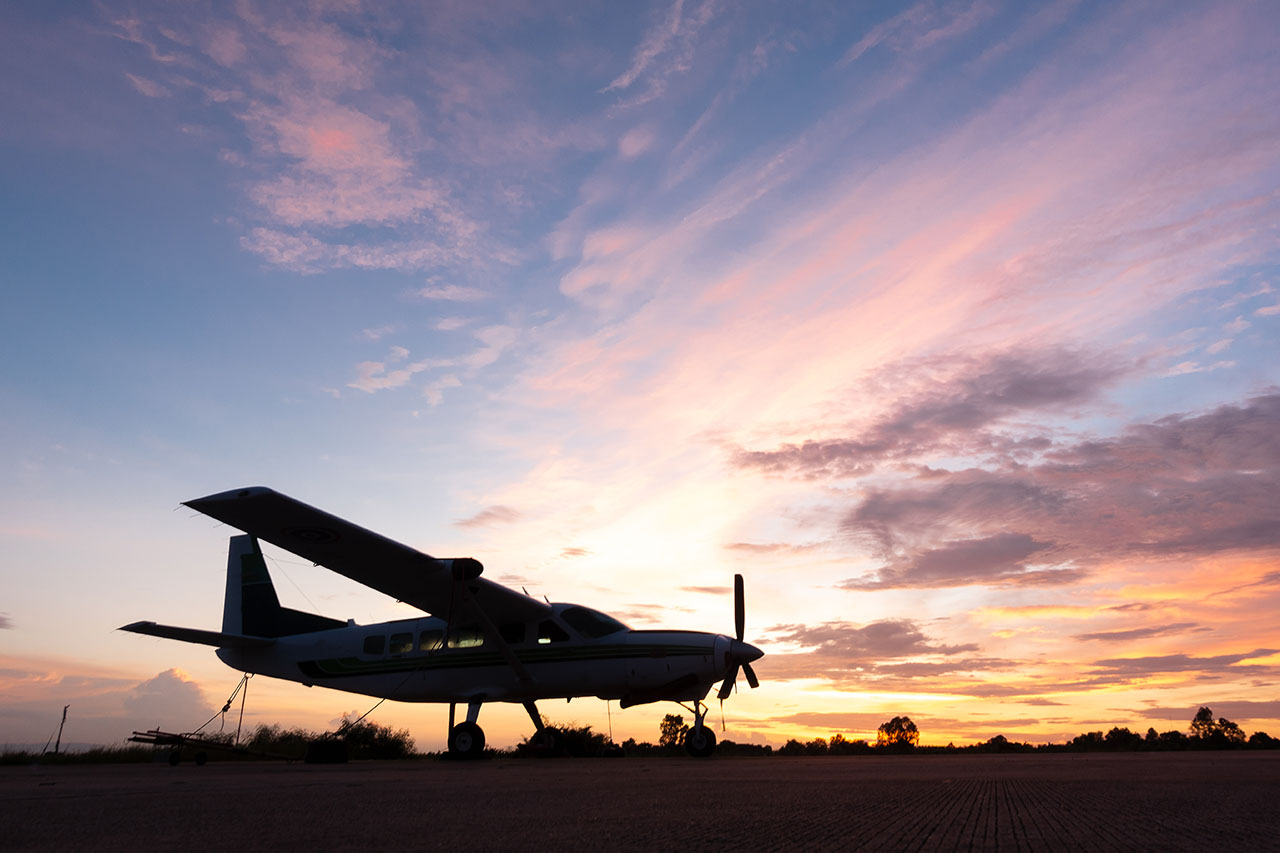 Isabel Goyer looks at the future of flight. Photo by papi8888/Shutterstock