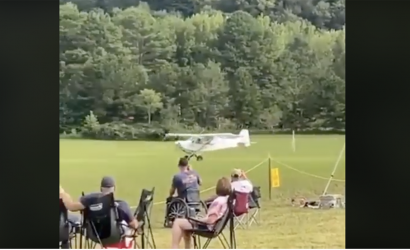 Plane & Pilot Video Of The Week: Taildragger Pilot Doesn't Need No Stinking Tailwheel!