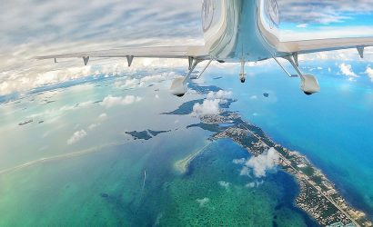 Photo Of The Week For Friday October 16, 2020 Dreamy Airplane Island Scene Simply…Does…Not…Look…Real